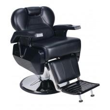 Кресло парикмахерское Ambasciatori black