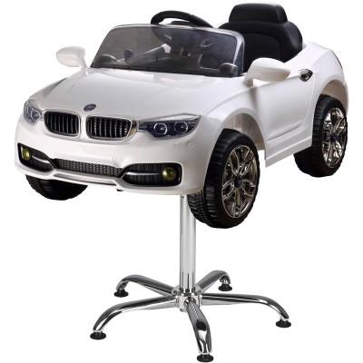 Парикмахерское детское кресло Машинка АМ3002