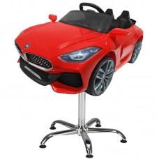 Парикмахерское детское кресло Машинка АМ3401