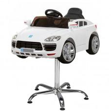 Парикмахерское детское кресло Машинка АМ3652