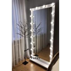 Напольное зеркало с подсветкой Фози