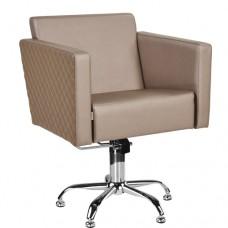 Кресло парикмахерское Quadro lux